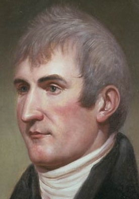 Meriwether Lewis (Image courtesy of the National Park Service.)
